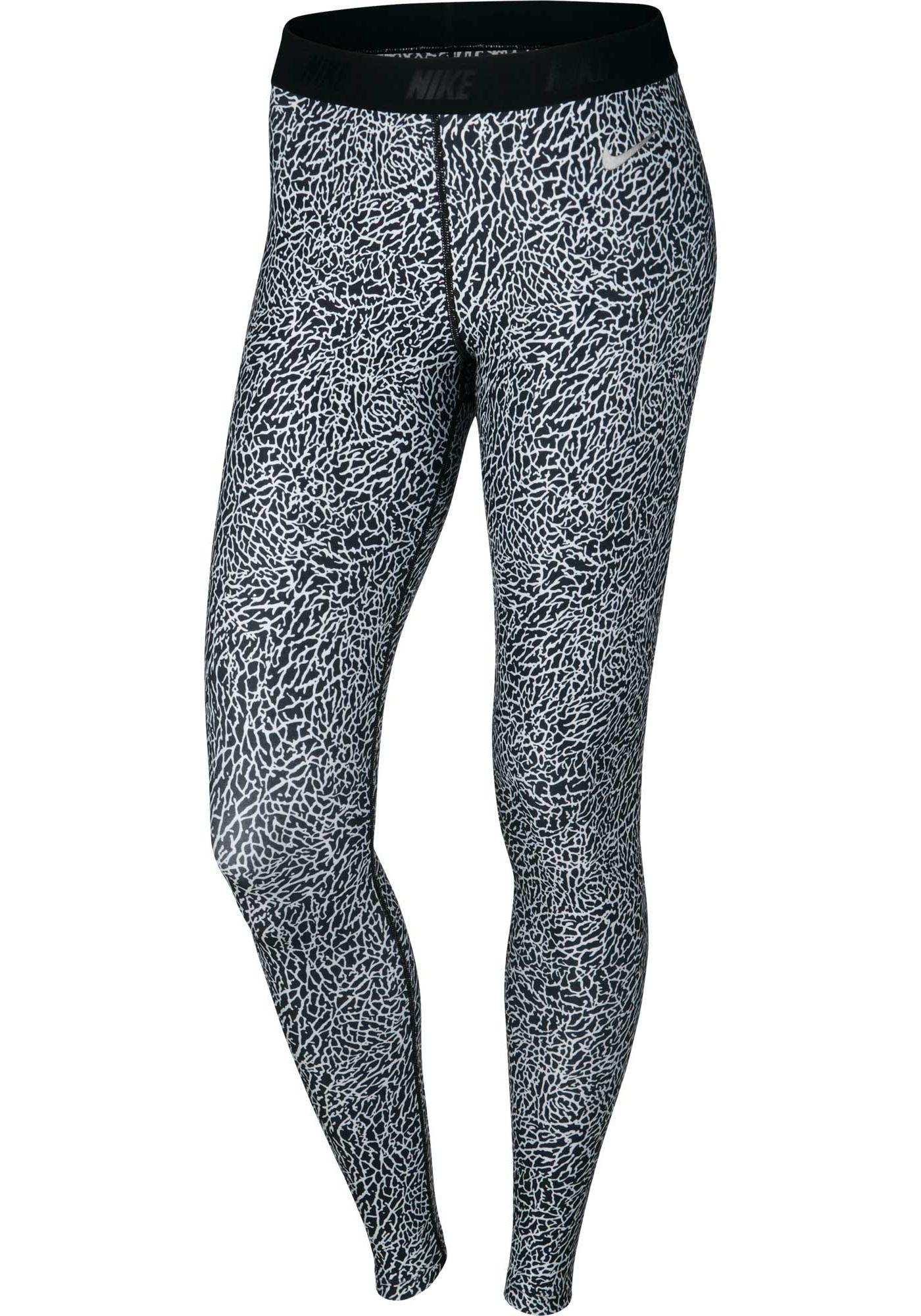 Nike Women's Print Golf Tights