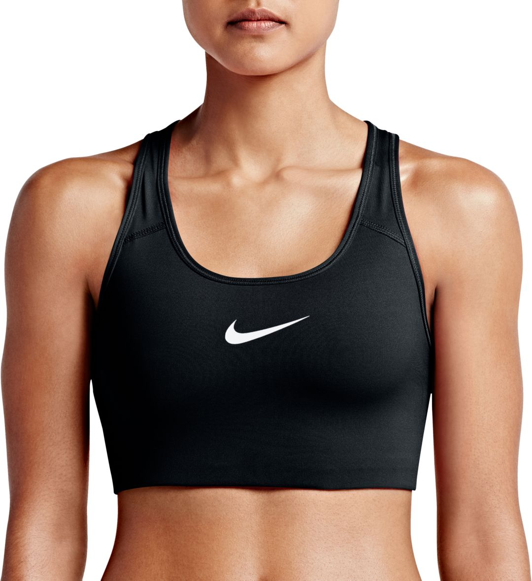 6f05f2062 Nike Women's Pro Classic Swoosh Compression Sports Bra | DICK'S ...