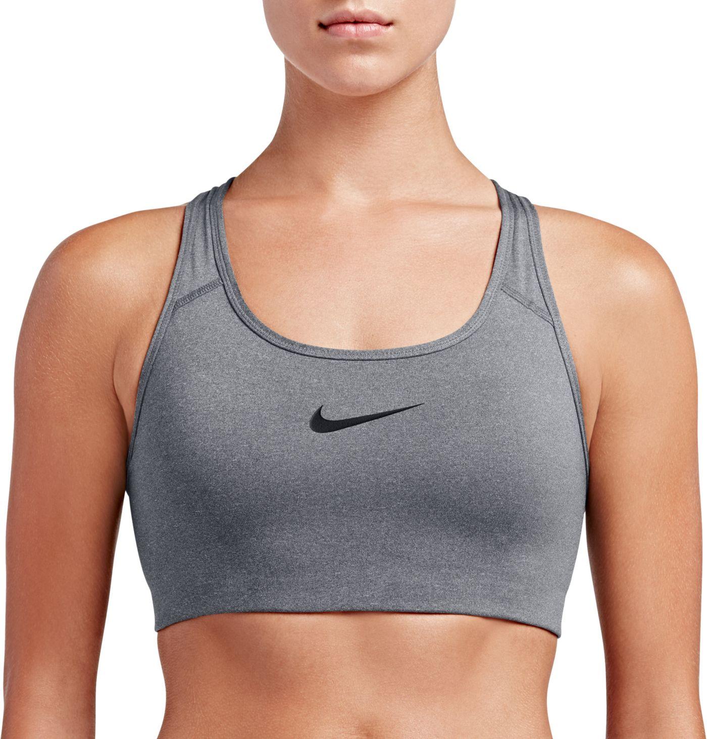 Nike Women's Pro Classic Swoosh Compression Sports Bra