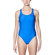 Nike Women's Core Solid Fast Back One Piece Swimsuit