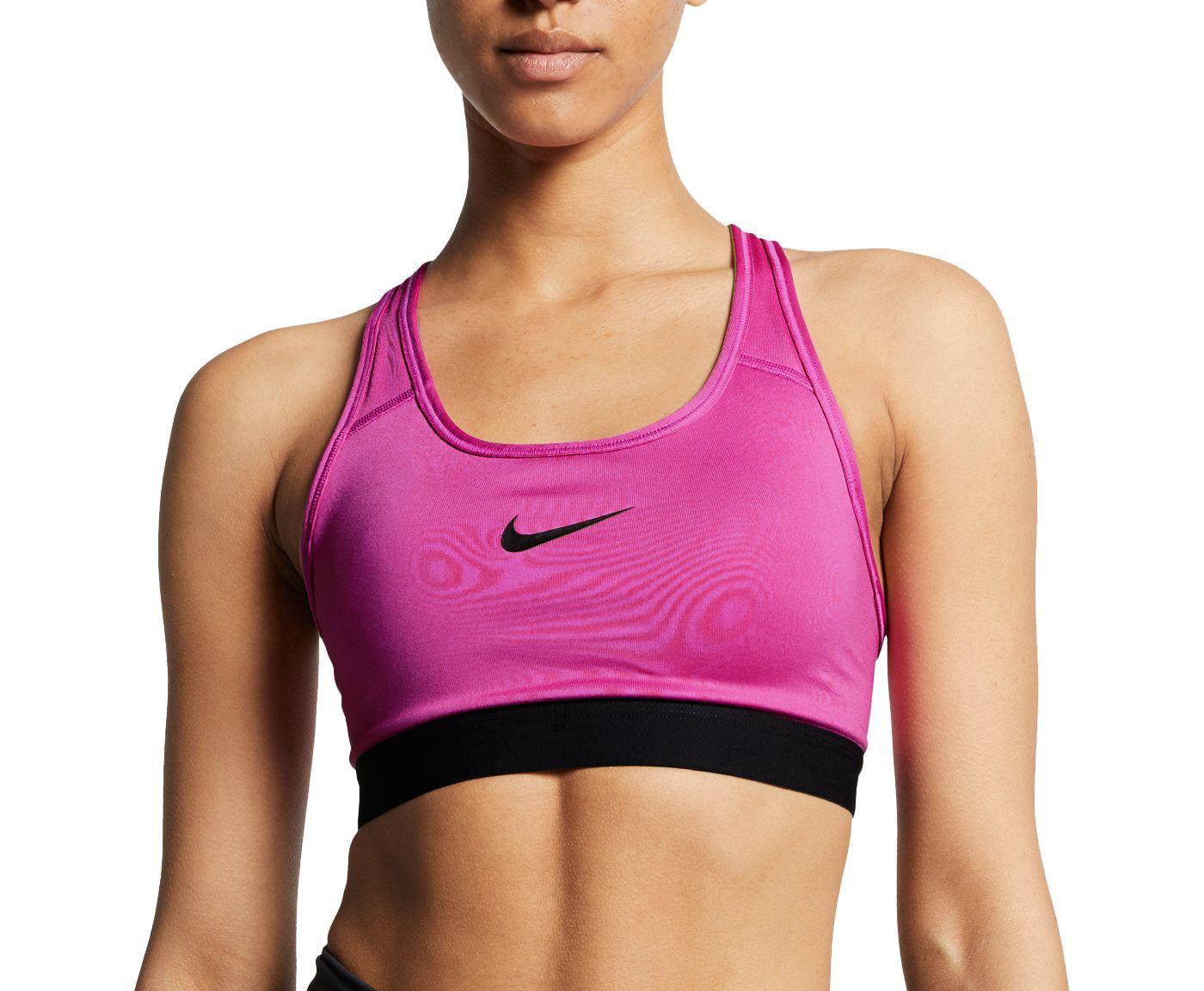 Nike Women's Pro Classic Padded Compression Sports Bra