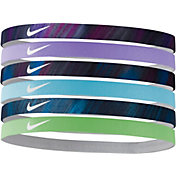 Nike Women's Swoosh Headbands – 6 Pack