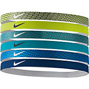 Nike Women's Swoosh Headbands – 6 Pack