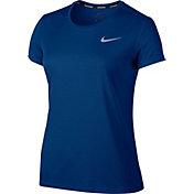 Nike Women's Breathe Rapid Running T-Shirt
