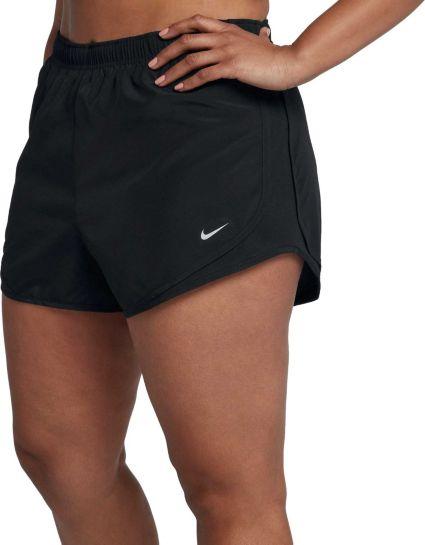 Nike Women s Plus Size 3   Dry Tempo Running Shorts. noImageFound bf542599f
