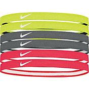 Nike Women's Swoosh Sport Headbands – 6 Pack