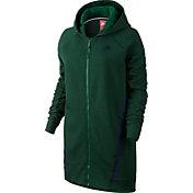 Nike Women's Tech Fleece Cocoon Mesh Full Zip Hoodie
