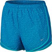 Nike Women's Meteor Tempo Printed Running Shorts