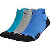 Nike Women's Dry Cushion Performance Low Cut Training Sock 3 Pack