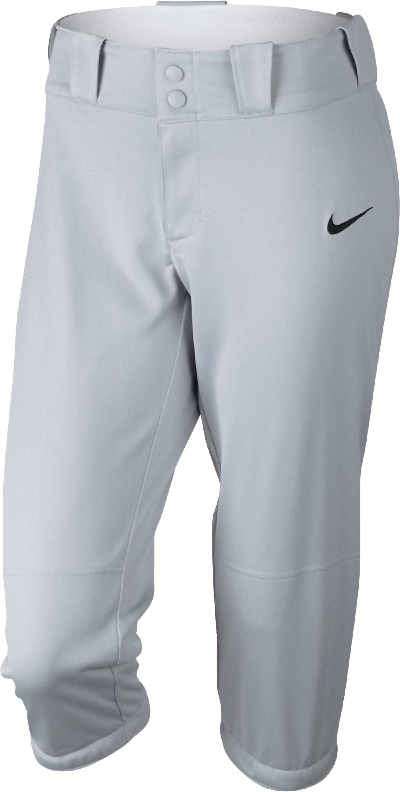 Nike Women's Diamond Invader ¾ Length Fastpitch Pants