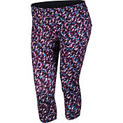 a9dad962236b Product Image · Nike Women s Plus Size Dri-FIT Essential Printed Running  Capris