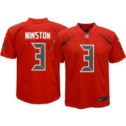 Nike Youth Color Rush Game Jersey Tampa Bay Buccaneers Jameis Winston #3