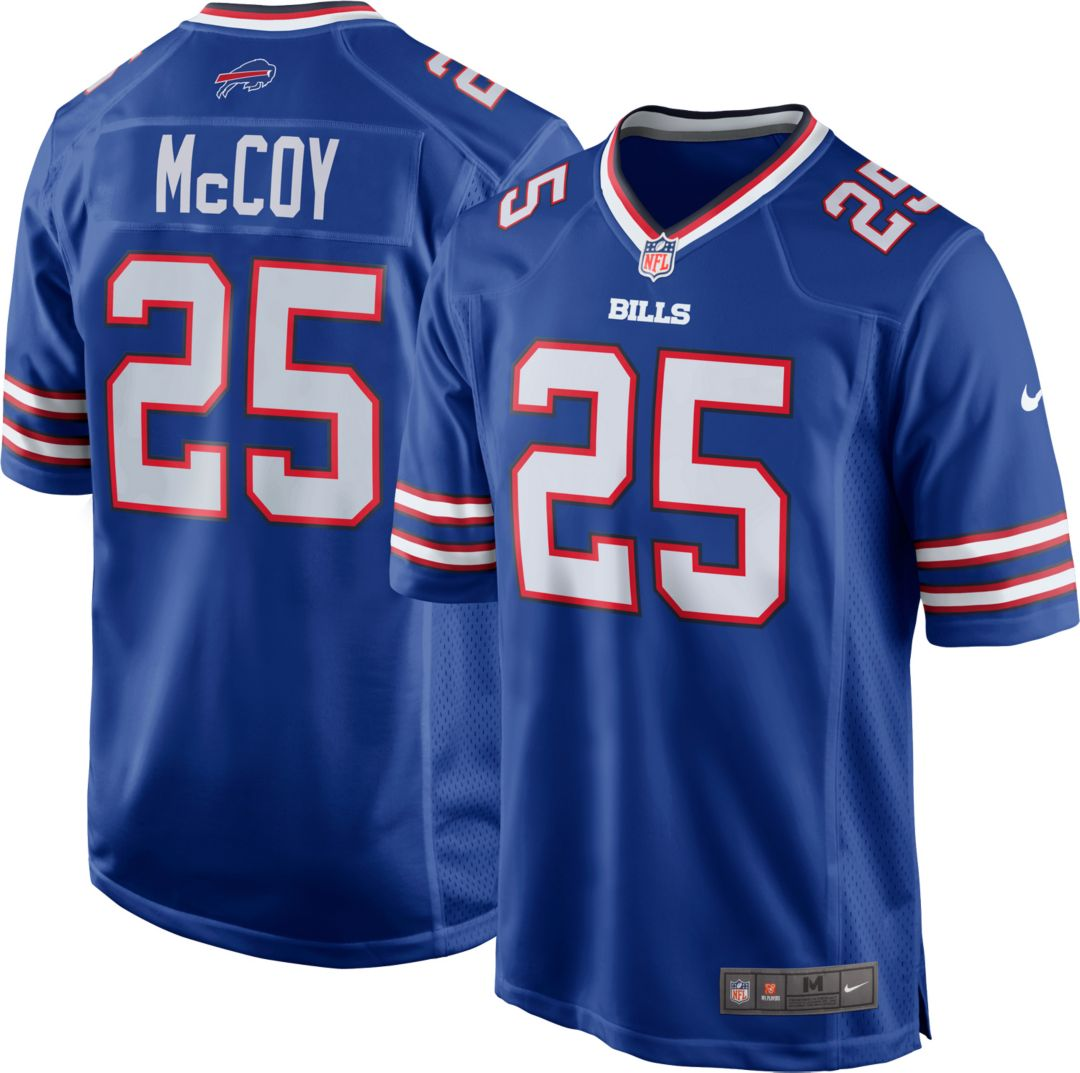 size 40 20f95 90cf0 Nike Youth Home Game Jersey Buffalo Bills LeSean McCoy #25 ...