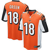 Nike Youth Alternate Game Jersey Cincinnati Bengals A.J. Green #18