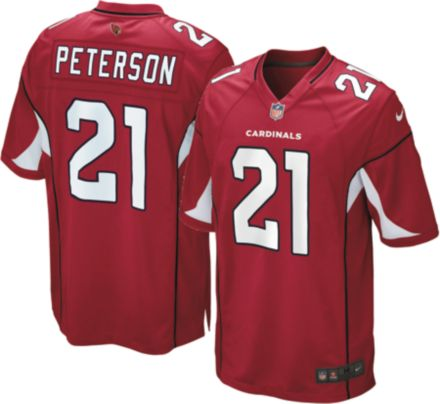 Nike Youth Home Game Jersey Arizona Cardinals Patrick Peterson  21 cd1d64519