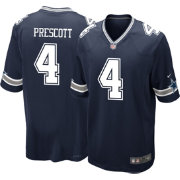 Nike Youth Game Jersey Dallas Cowboys Dak Prescott #4