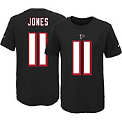 Nike Youth Atlanta Falcons Julio Jones #11 Black T-Shirt