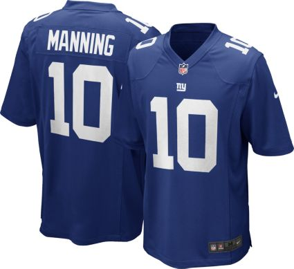 Nike Youth Home Game Jersey New York Giants Eli Manning  10. noImageFound 341108ed9