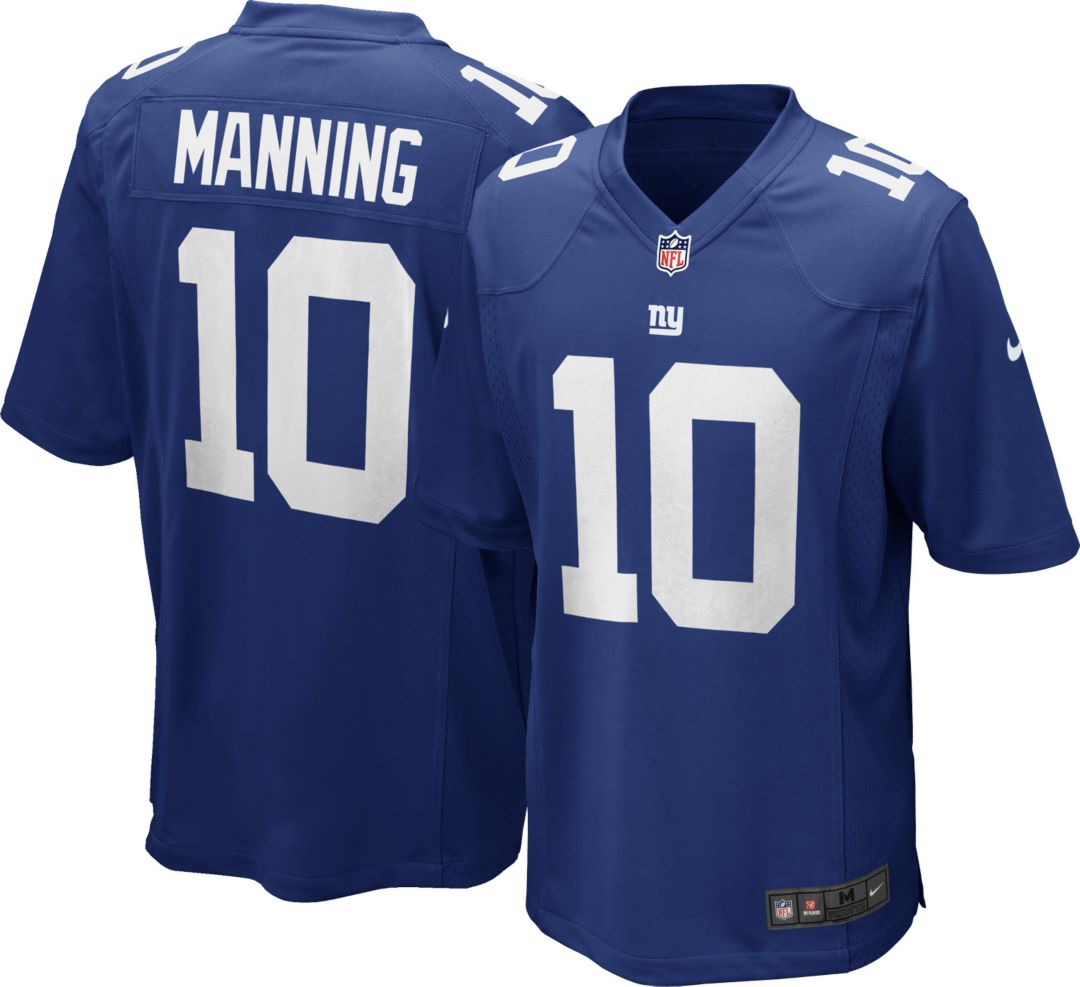 hot sale online 05015 a26e9 Nike Youth Home Game Jersey New York Giants Eli Manning #10