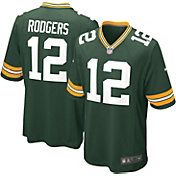 Nike Youth Green Bay Packers Aaron Rodgers #12 Green Game Jersey