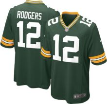 8f89424daa9 Nike Youth Home Game Jersey Green Bay Packers Aaron Rodgers  12