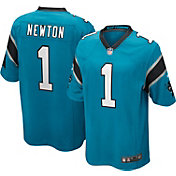 Nike Youth Alternate Game Jersey Carolina Panthers Cam Newton #1