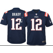 Nike Youth Color Rush Game Jersey New England Patriots Tom Brady  12 ... 88acc9392