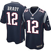 ef92e08e Product Image · Nike Youth Home Game Jersey New England Patriots Tom Brady  #12