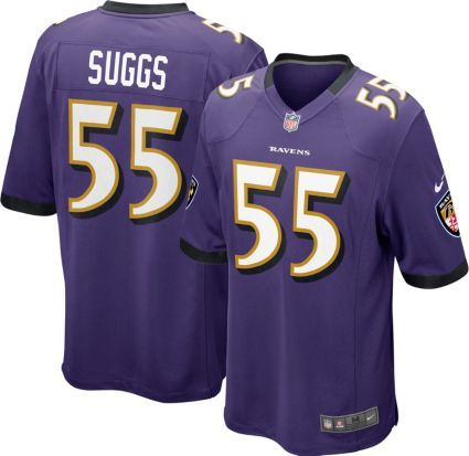 Wholesale Nike Youth Home Game Jersey Baltimore Ravens Terrell Suggs #55  for sale