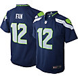 Nike Toddler Home Game Jersey Seattle Seahawks Fan #12