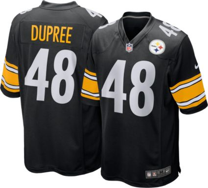 Nike Youth Home Game Jersey Pittsburgh Steelers Bud Dupree  48. noImageFound beb09cbbc