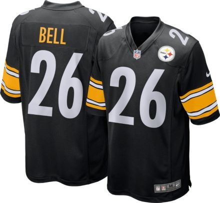 0729131ed Nike Youth Home Game Jersey Pittsburgh Steelers Le  39 Veon Bell ...