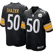 Nike Youth Pittsburgh Steelers Ryan Shazier #50 Black Game Jersey