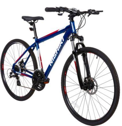 nishiki mens anasazi hybrid bike dicks sporting goods