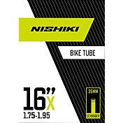 Nishiki Schrader Valve 16'' 1.75-1.95 Bike Tube