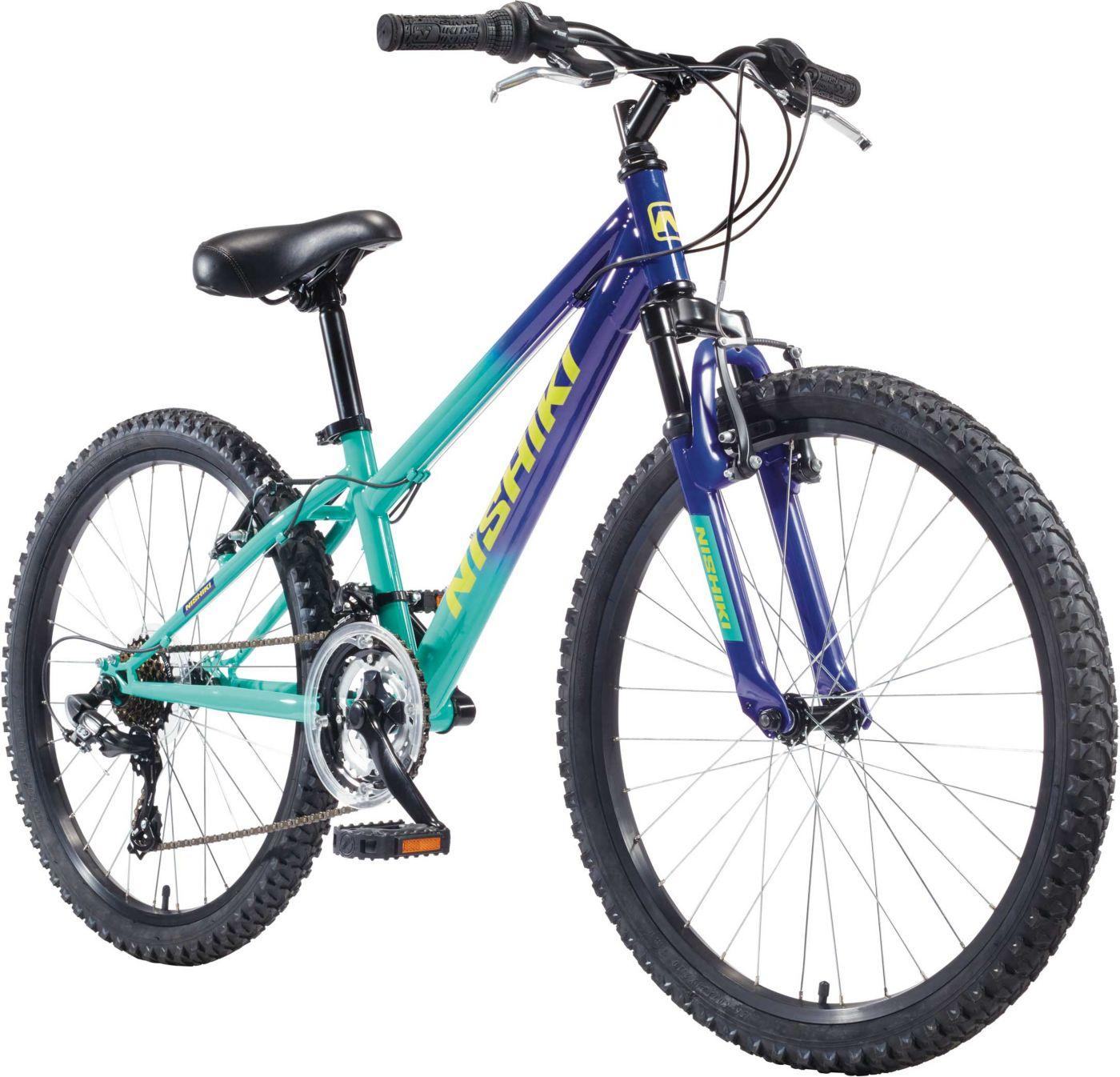 Nishiki Girls' Pueblo 24'' Mountain Bike