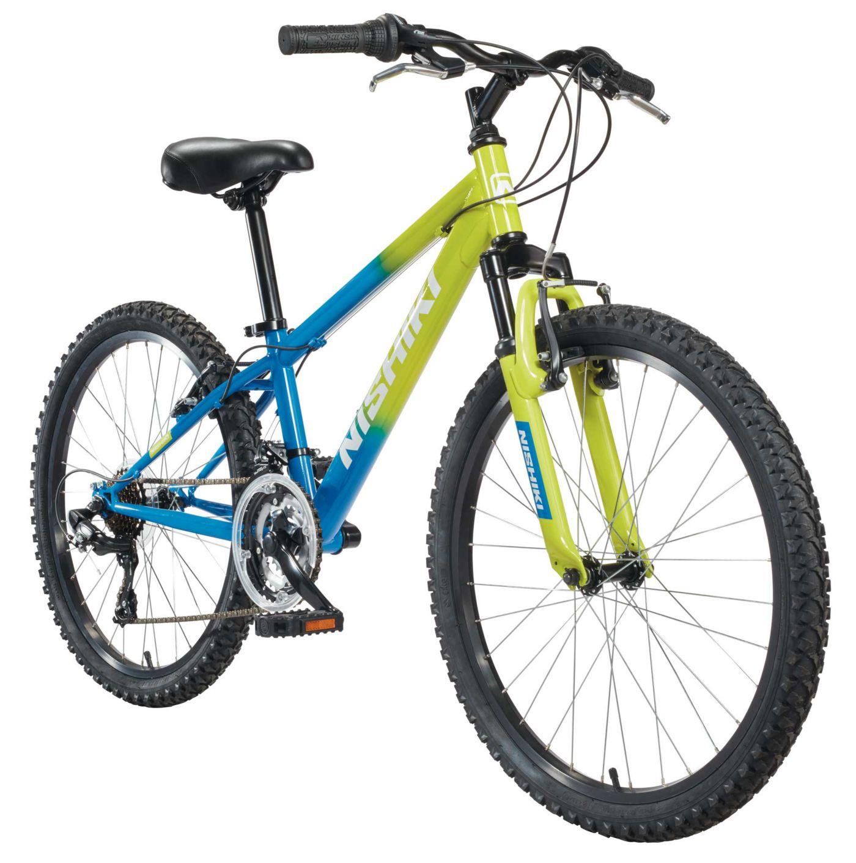 Nishiki Boys' Pueblo 24'' Mountain Bike