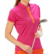 Nancy Lopez Women's Desire Golf Polo