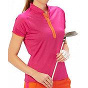 Nancy Lopez Women's Desire Golf Polo