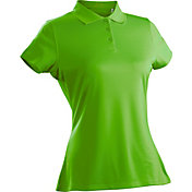 Nancy Lopez Women's Luster Golf Polo