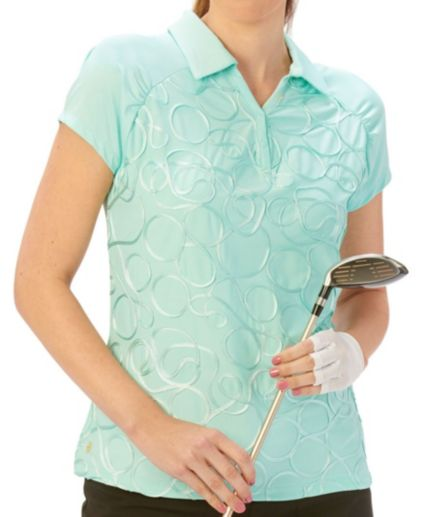 Nancy Lopez Women's Ribbon Polo