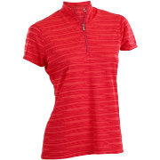 Nancy Lopez Women's Ripple Golf Polo