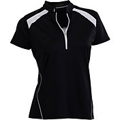 Nancy Lopez Women's Sporty Golf Polo – Plus-Size