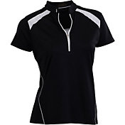 Nancy Lopez Women's Sporty Golf Polo