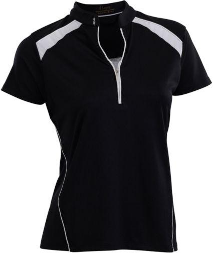 Nancy Lopez Women's Sporty Polo