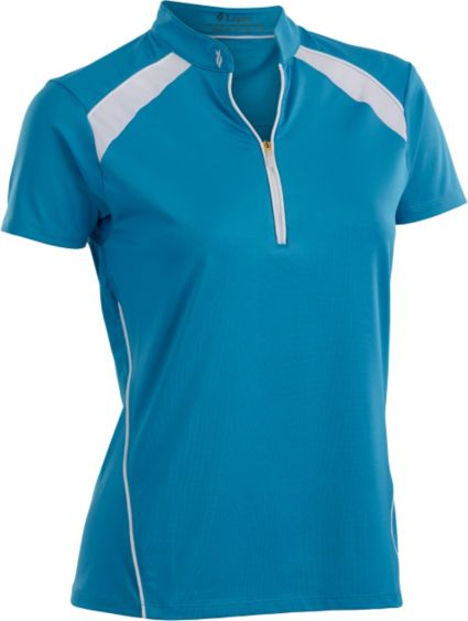 Nancy Lopez Women's Sporty Polo