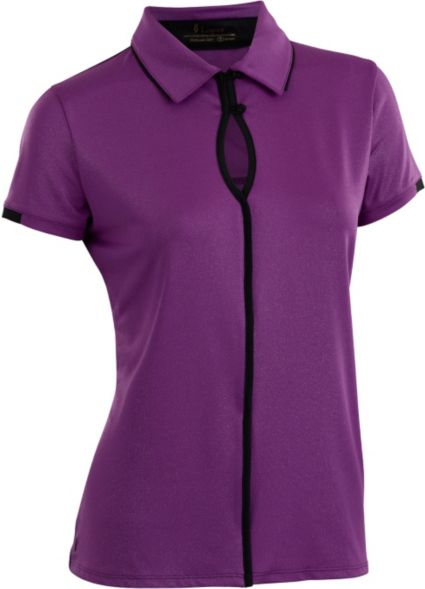 Nancy Lopez Women's Easy Polo - Extended Sizes