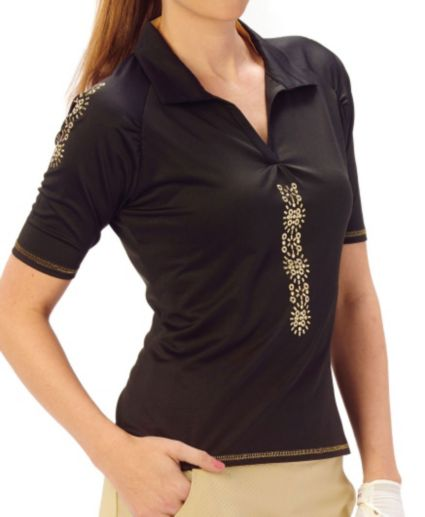 Nancy Lopez Women's Attract Polo - Extended Sizes