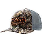 NOMAD Men's Camo Trucker Patch Hat
