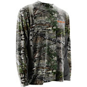 NOMAD Men's Camo Long Sleeve Cooling Shirt